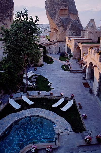 土耳其仿洞穴飯店Anatolian Houses15.jpg