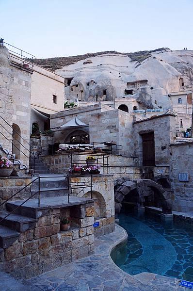 土耳其仿洞穴飯店Anatolian Houses23.jpg