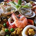29_西班牙海鮮飯(Paella)