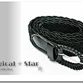 ♥ Magical Star ♥ MSB63392 韓國熱銷! 流行韓味百搭編織腰帶(黑)