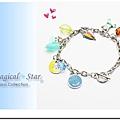 ♥ Magical Star ♥ MSH68344 韓版夏季繽紛彩珠可愛甜心寶貝手鏈