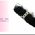 ♥ Magical Star ♥ MSB71190 韓版甜美氣質公主黑色精緻蕾絲腰帶