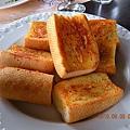 22_蒜香麵包