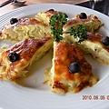 18_西班牙乳酪烘蛋餅