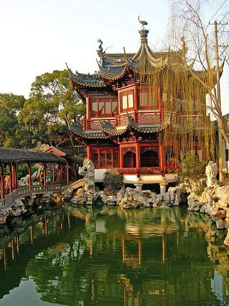 450px-上海豫園