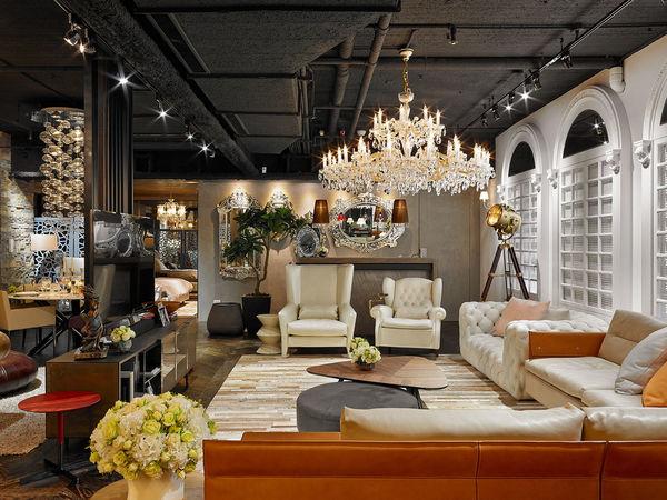 Preciosa showroom