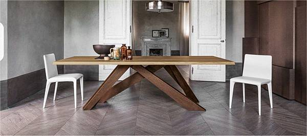 Bonaldo Big Table (Victoria Worldwide Inc)
