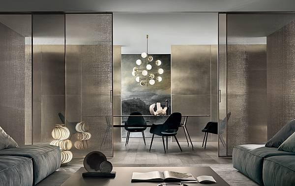 Rimadesio sliding doors 3 (Victoria Worldwide Inc)