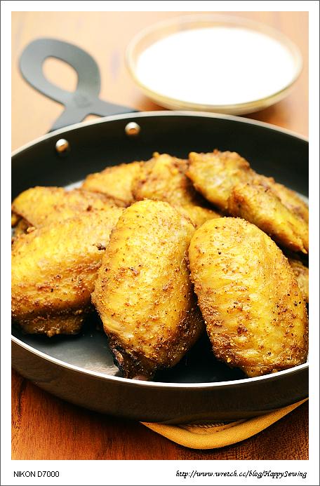 咖哩烤雞翅-01