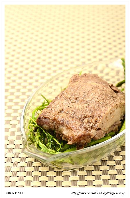 ALing客家醃肉粉-烤肋排-01