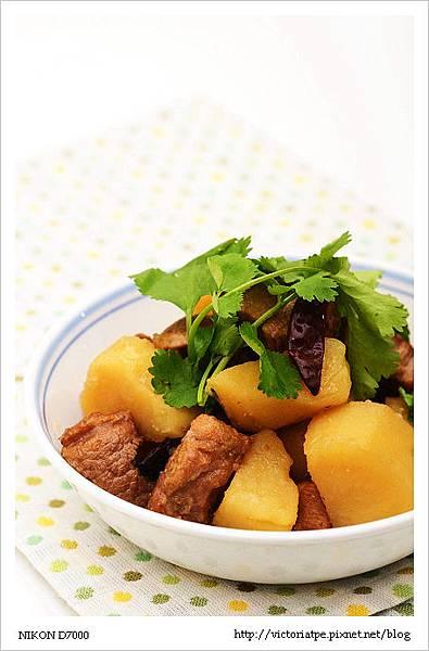 土豆燒肉-01.JPG