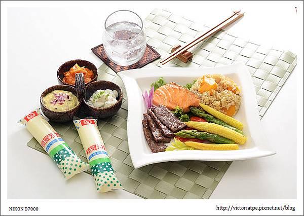 桂冠沙拉-03晚餐-成品01.JPG