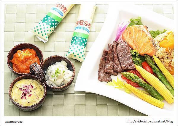 桂冠沙拉-03晚餐-成品02.JPG