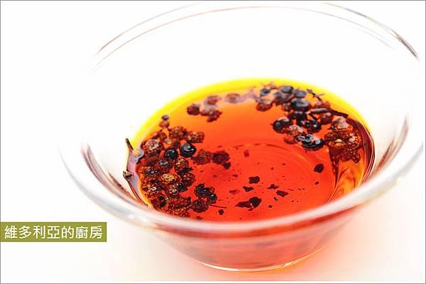 紅油抄手-02紅油.JPG