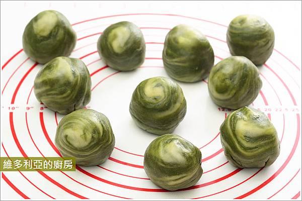 抹茶栗子酥-10步驟05.JPG
