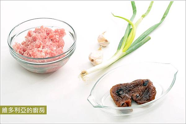 醃瓜蒸肉餅-02.JPG