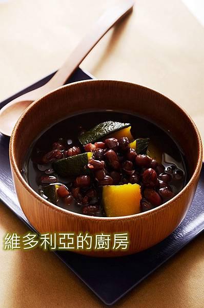 冬至南瓜紅豆湯.JPG