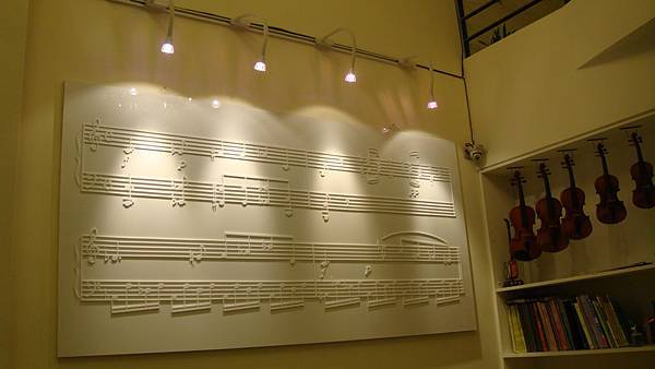 2010年新增維克多音樂教室一樓照片