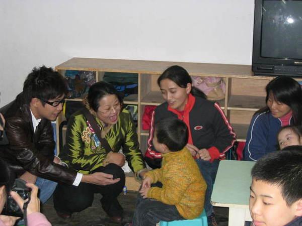 探訪自閉症兒童學校