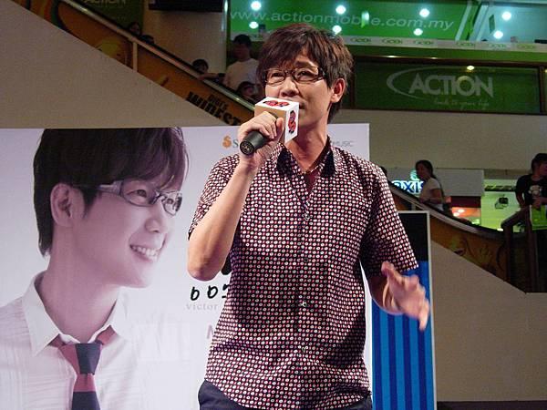 第三場吉隆坡深情演唱