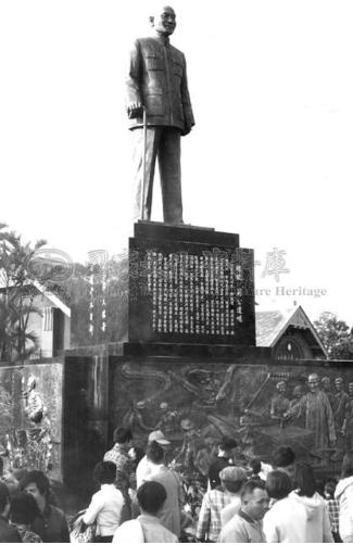大溪鎮總統蔣公賓館銅像.png