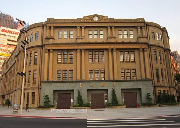 1. 臺北郵局(20170917攝).JPG