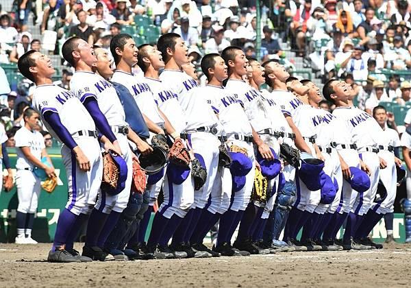 睽違11年,金足農業高等學校棒球隊再度踏上讓棒球男兒熱血沸騰的甲子園球場。.jpe