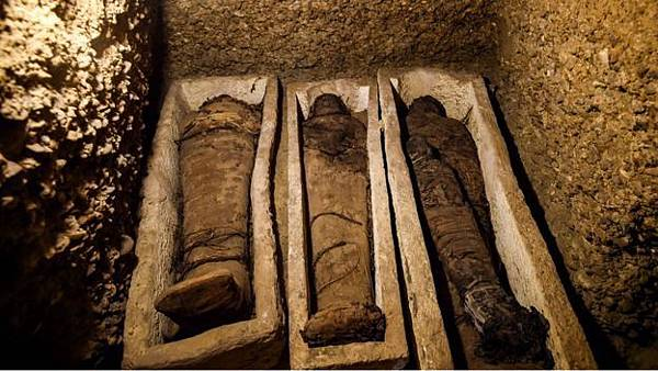 Some of the mummies were in stone coffins.jpg