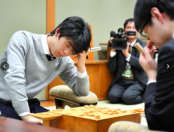 藤井七段個人順位戰戰績止步於18連勝.png