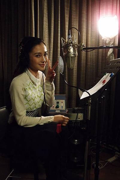 【第一次】偶像周杰倫和方文山為Angelababy寫主題曲