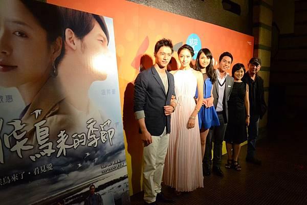 [候鳥來的季節]台北電影節首映