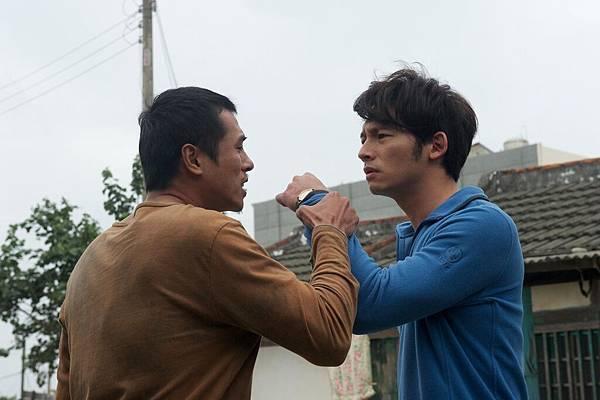 【候鳥來的季節】昇豪和凱勛為兄弟打架戲連打六次