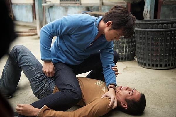 【候鳥來的季節】兩人多年好友,昇豪和凱勛對於拍打架戲都超興奮