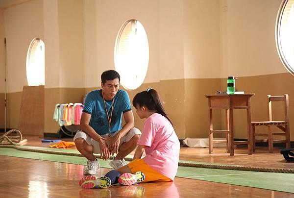 【志氣】凱勛飾演的郭教練對春英諄諄教誨