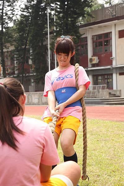 【志氣】為訓練瑤瑤體脂肪下降至14