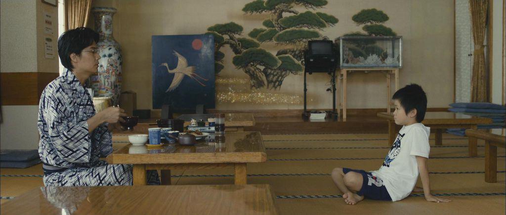 【破案天才伽利略:真夏方程式】福山雅治為了融入故事背景的海邊溫泉旅館,特地穿浴衣演出