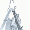 09靜物 繩子、樹枝和瓶子.jpg