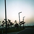 台南高鐵外圍