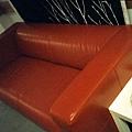 我想要紅色椅