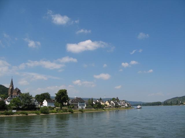 德國萊茵河
