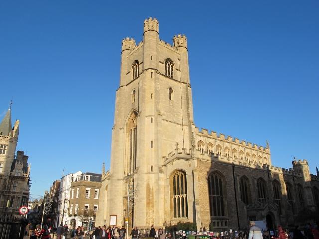 聖瑪莉大教堂(Great St Mary
