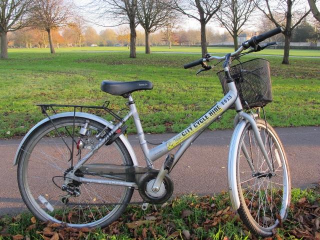 編號5613 City Bike
