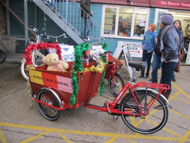 前面可放小孩的單車