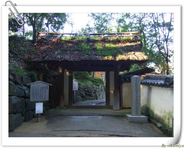 11.25 和歌山紅葉溪庭園4-入口之一.jpg