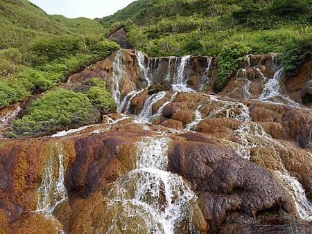 20150702金瓜石黃金瀑布07.jpg