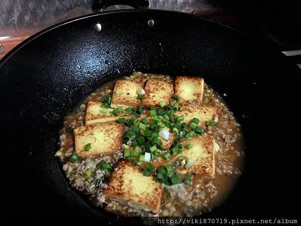 魚香豆腐5