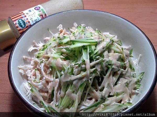 P_20161010_芝麻醬拌小黃瓜雞肉絲05
