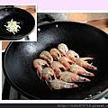 鮮蝦泡麵煲11
