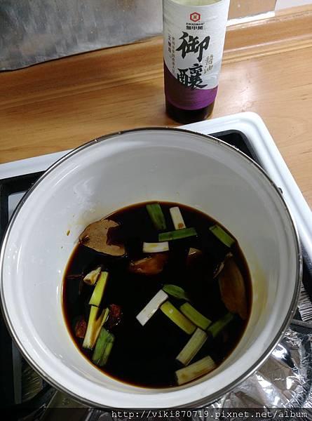 蒜泥醬淋白肉片IMAG0343