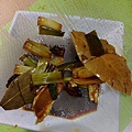 蒜泥醬淋白肉片IMAG0345